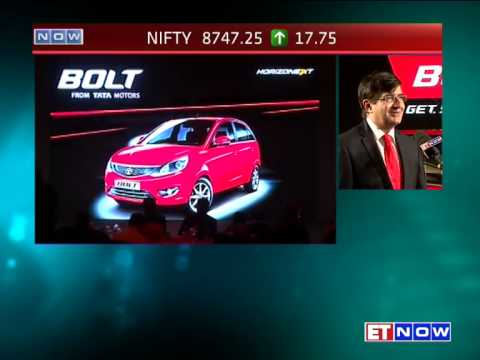 Tata Motors Launches Bolt | Mayank Pareek To ET NOW | First Look