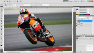PhotoShop CS5 - Effetto Out of Bound (2)