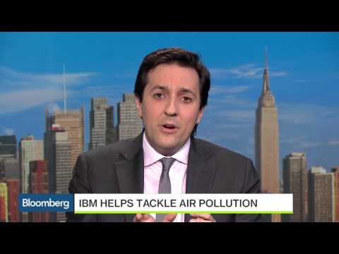 How IBM Will Tackle Air Pollution