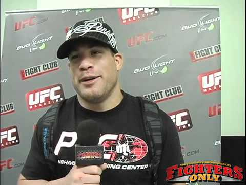 Tito Ortiz talks Bader, 100%, and Changes in Training Image 1