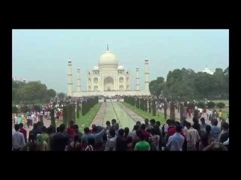 Visiting the Taj Mahal: Poetry Manifested Before Your Very Eyes - 2013