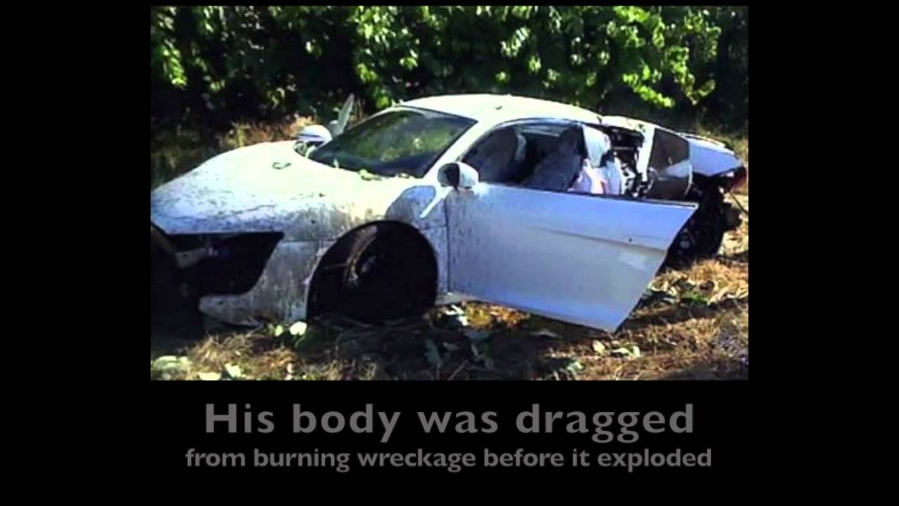 Footballers Soccer Players Cars 2011 Car Crash Accidents