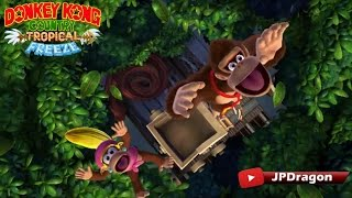 DONKEY KONG COUNTRY TROPICAL FREEZE #03 - Alta Velocidade!