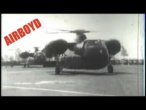 Sikorsky HR2S-1 / CH-37 (Ca.1956)