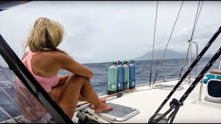 Scuba Diving At Booby Island! ~Sailing Drenched Ep. 23~