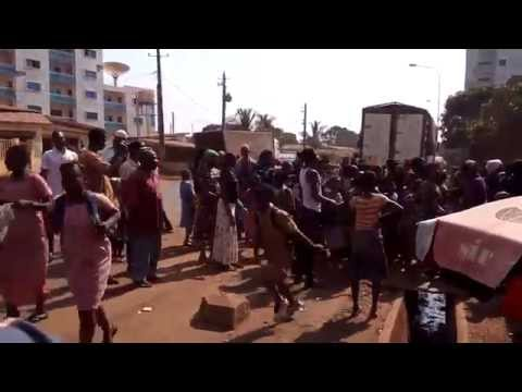 Panique Ebola dans les écoles de Conakry : encore la psychose ce mercredi 11 février 2015