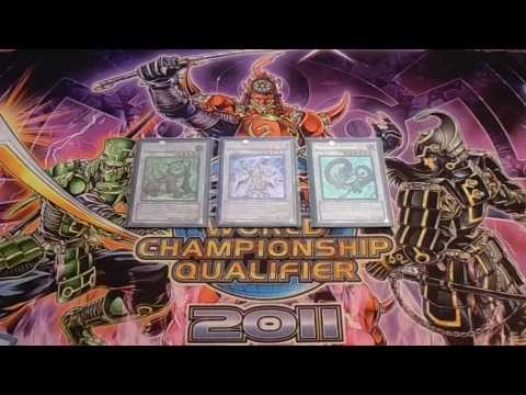 *YuGiOh* BEST! Six Samurai Deck profile September 1st 2013 Banlist!