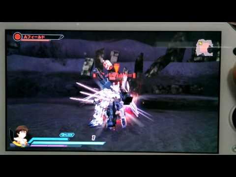 Shin Gundam Musou (psvita)FAM Unicorn CHAPTER Final