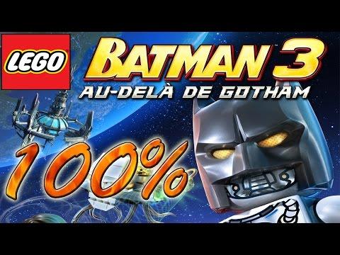 LEGO Batman 3 - 100% #FIN