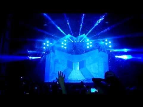 Sleepless - Excision Live EXECUTION TOUR @ Midland AMC Kansas City 4-8-13