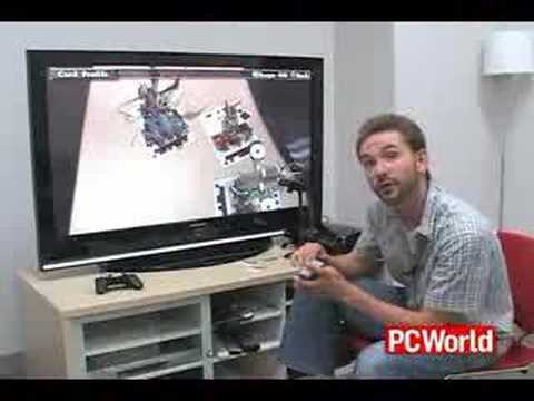 Sony PS3's Game-Playing Camera
