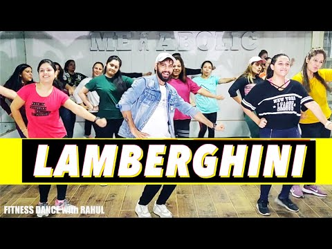 LAMBERGHINI | Dance Fitness Choreography | The Doorbeen Feat Ragini | FITNESS DANCE With RAHUL