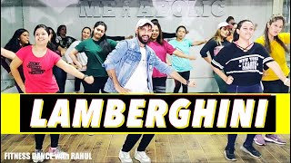 Lamberghini Dance Fitness Choreography The Doorbeen Feat Ragini Fitness Dance With Rahul