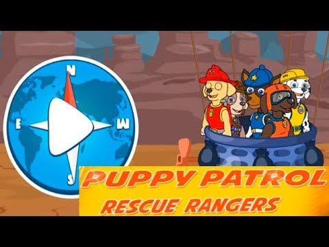 Щенячий Патруль Спасатели Пожары Наводнения Обвалы Заморозки и Извержения Paw Patrol Детское Видео
