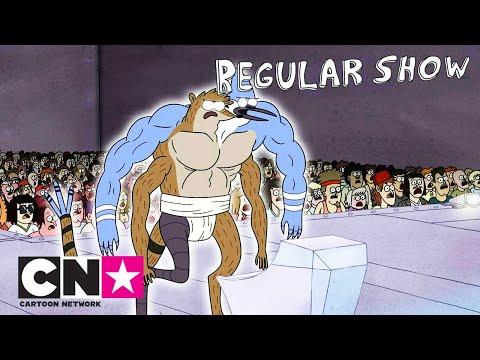 Обычный мультик   Турнир видео игр   Cartoon Network