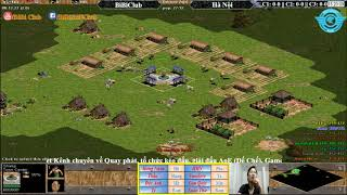 AoE 44 Random BiBiClub vs Hà Nội 17-11-2017