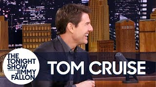 "Tom Cruise Broke His Ankle on an ""Easy"" Stunt for Mission: Impossible - Fallout"