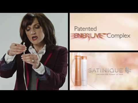 Satinique Hair Care Demo Video video
