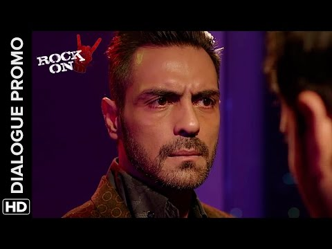 Arjun Vows To Stay With The Band | Dialogue Promo | Rock On 2