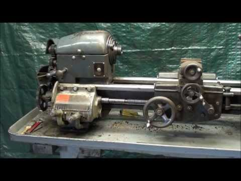MACHINE SHOP TIPS #113 Disassmbling & Moving a Logan Lathe tubalcain