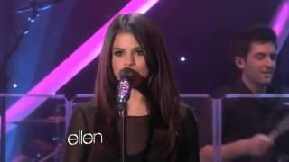 Selena Gomez - Love You Like A Love Song Live (On The Ellen Degeneres Show)