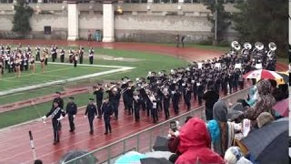 United States Air Force Total Force Band 2017 Pasadena Bandfest
