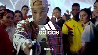 Pub Adidas avec Pogba, Messi, Zidane, Beckham, Ozil - Drole de pub