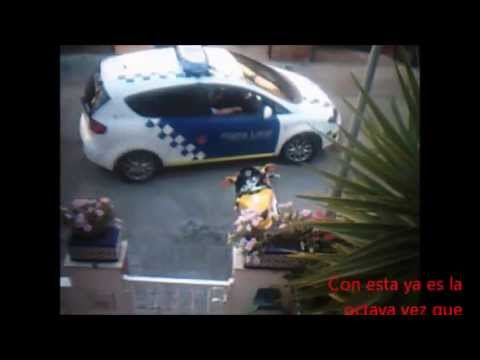 Abuso policial Barbera del valles