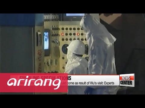 China's top nuclear envoy arrives in Pyongyang: N. Korea