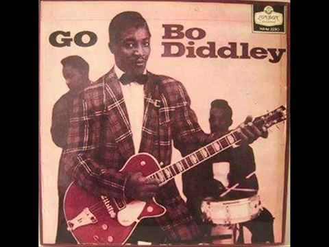 Bo Diddley - Crackin Up
