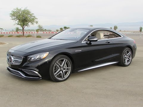 2015 Mercedes-Benz S65 AMG Coupe (V12 Biturbo) Start Up. Exhaust. and In Depth Review