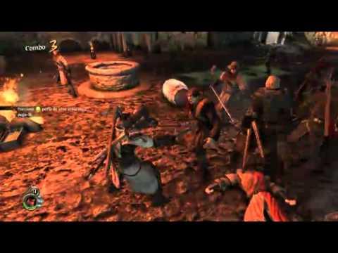 Víde Análise- Cursed Crusade