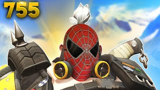 SPIDER-PIG Became REAL!! | Overwatch Daily Moments Ep.755 (Funny and Random Moments)