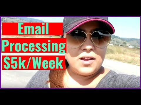 Email Processing System Review - Best Ways To Make Money Online Fast 2017 & 2018