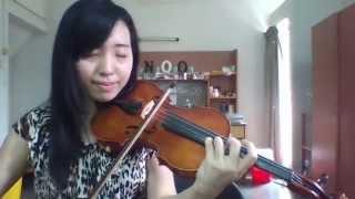 Sampai Menutup Mata - Acha Septriasa (violin cover)