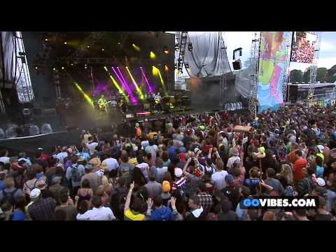 "Umphrey's McGee performs ""Cut The Cable"" at Gathering of the Vibes Music Festival 2014"