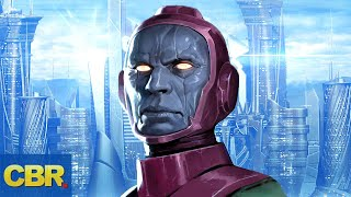 Kang Will Be The Ruler of the Quantum Realm City