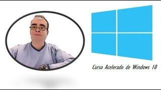 Curso acelerado de Windows 10 Video 7 Trabajando con carpetas II