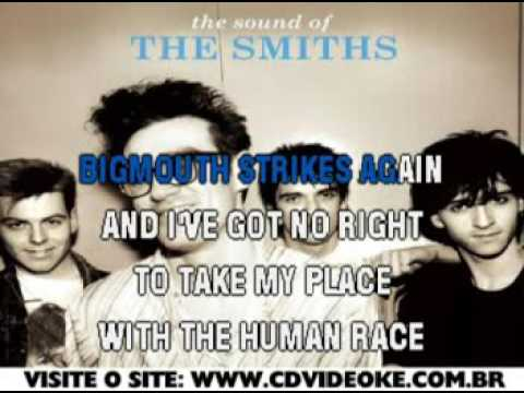 Smiths, The   Bigmouth Strikes Again