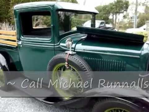 1932 Ford Model b Pick up