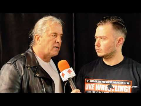 Bret Hart Talks The Undertaker's Retirement, Never Facing Kurt Angle, CM Punk & More