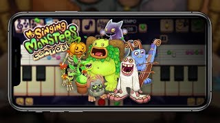 Making Music With My Singing Monsters Composer