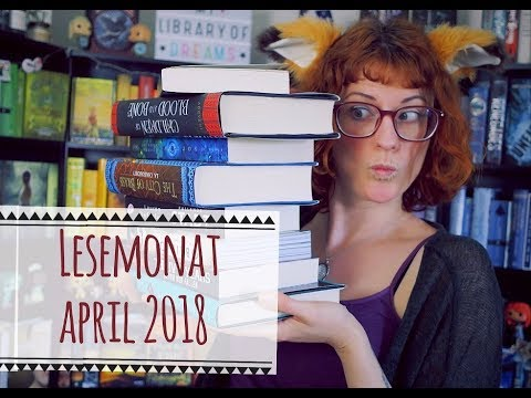 [Lesemonat] April 2018