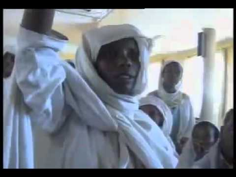 An Ethiopian Women claims to be Virgin Marry Speaks - Part 2