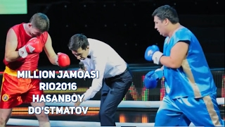 Million jamoasi - Pok-Pok RIO Hasanboy Do
