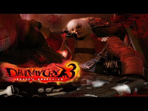 Devil May Cry 3 All Cutscenes HD