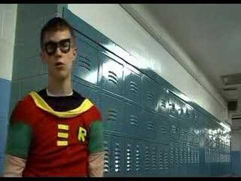 Spanish Batman and Robin Mysteries