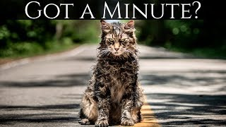 Got a Minute? 74 - Pet Sematary (2019) (SPOILER-FREE REVIEW)