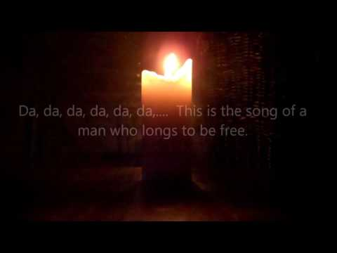 Song of a Free Man ( Lyric Video) by Adam Bitter