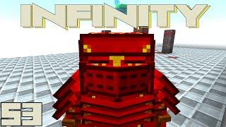 Minecraft Mods FTB Infinity - SOUL ARMOR FORGE [E53] (HermitCraft Modded Server)